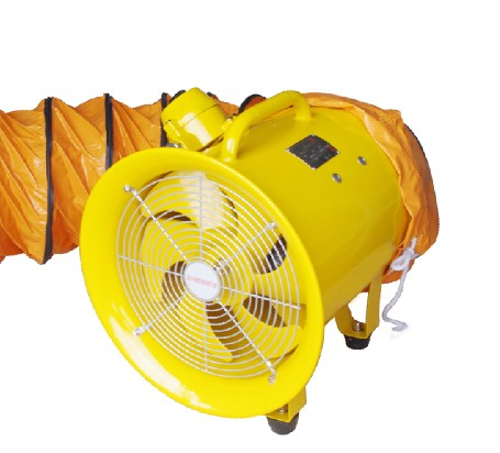 Electric Explosion-Proof Ventilation Fan ATEX